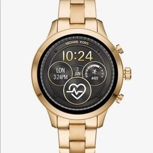 Michael Kors Runway Heart Rate Smartwach